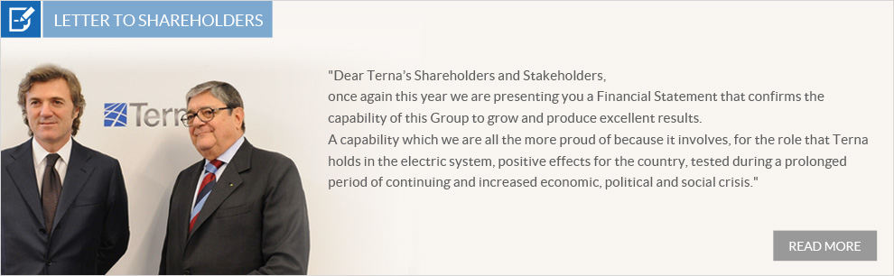 Letter to Shareholders and Stakeholders